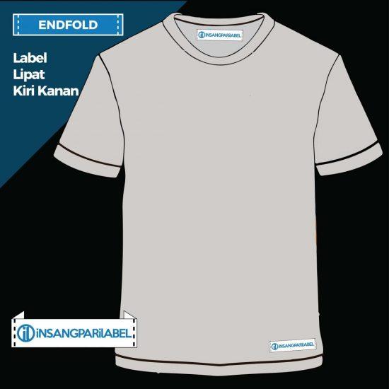 Endfold Label